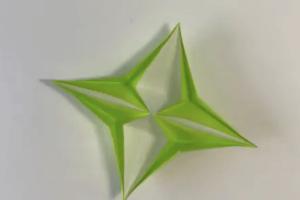 折り紙の菊皿(きくざら)の折り方
