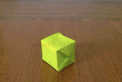 折り紙の風船