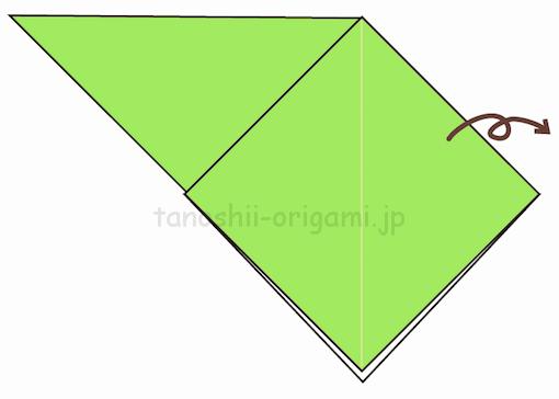 4.折り紙を裏返す-3
