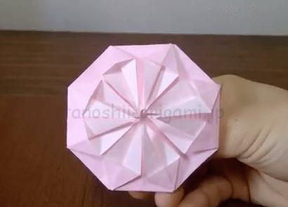 折り紙 花