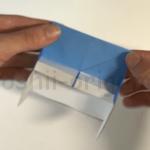 折り紙のピアノの簡単な折り方