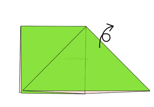 4.折り紙を裏返す-6