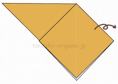4.折り紙を裏返す-9