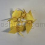 折り紙のさざなみの折り方