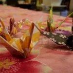折り紙の鶴