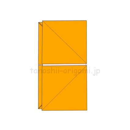 4-3.縦にも折り線をつける