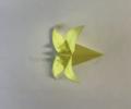 折り紙の百合(ゆり)の花の折り方を動画で紹介!立体になる作り方