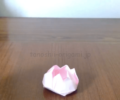 折り紙の立体の花の折り方!1枚で簡単に作れる蓮の作り方を紹介