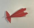 折り紙の鳳凰(ほうおう)の折り方!難しい作り方を折り図で解説
