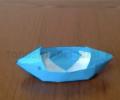 折り紙のモーターボートの折り方